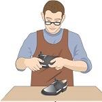 靴製造工 (クツセイゾウコウ)